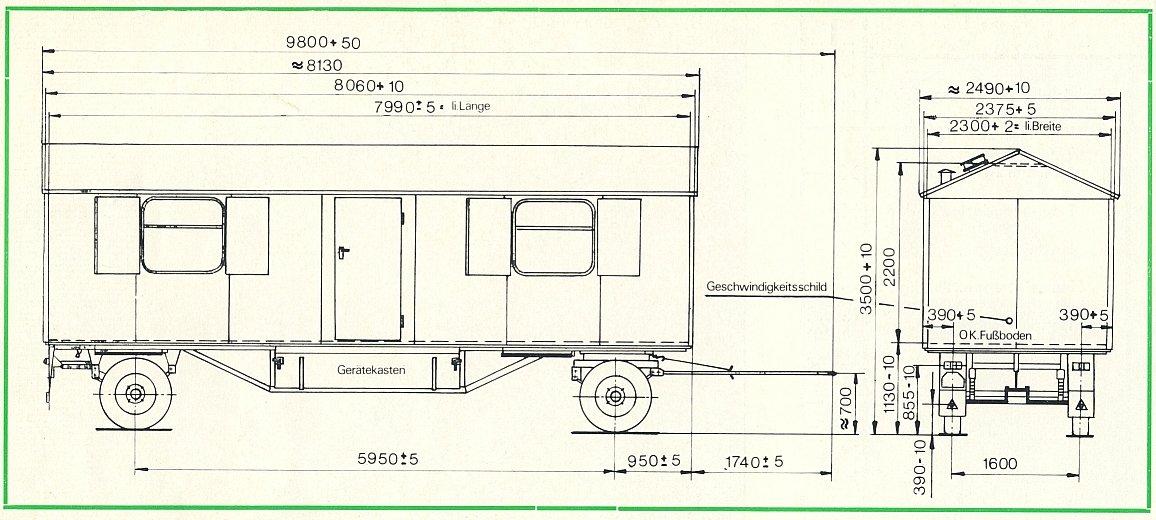 rwimmer baustellenanhaenger veb kafa halle typ 4 5 6. Black Bedroom Furniture Sets. Home Design Ideas